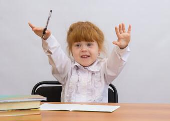 Little girls desk  Etsy