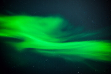 Northern lights. Abstract.