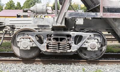 freight railcar wheels