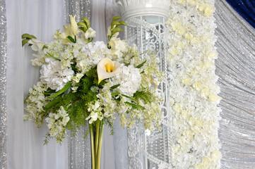 Elegant Flowers and Decorations