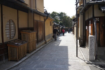 京都 二年坂  二寧坂 三年坂 観光地