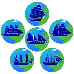 Sailing ships-1