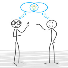 Common idea, partnership
