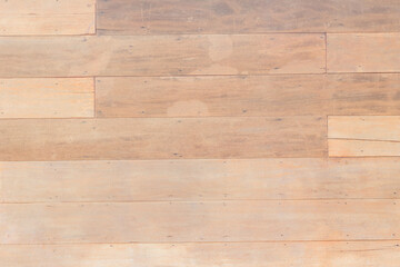 wood texture background from the wall of house in asia. horizontal strips