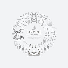 Farm web banner.