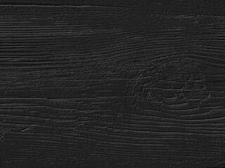 Old scratched black burned coal boards background