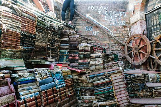 Gradini di libri