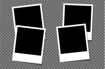 Set photo frames for publications.