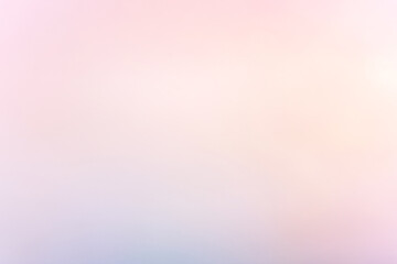 blur sun gradient pastel color background