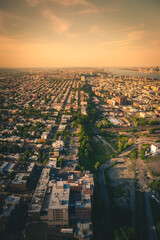 Aerial Views of Jersey City