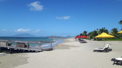 St.Kitts & Nevis - Kleine Antillen - Paradise Beach