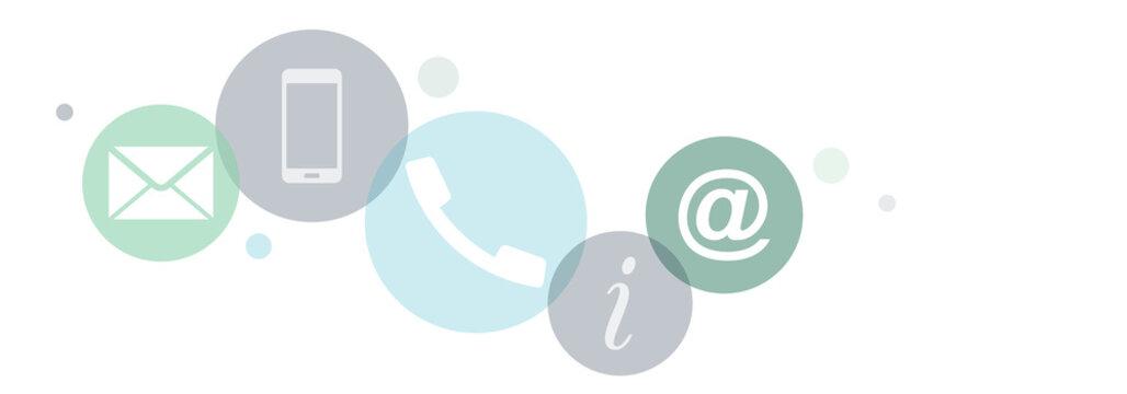 Icons Kundenservice - Kundenhotline - Kommunikation