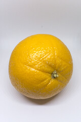 Isolated Orange