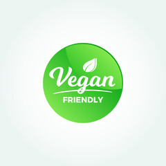 Vegan Friendly Label