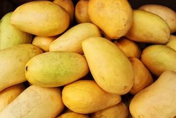 Yellow Honey Mangos
