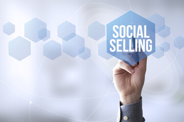 connections pen touch social selling