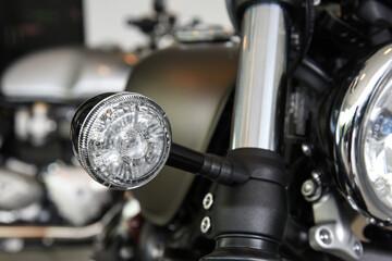 motorcycle turn signal LED light