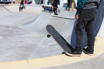 skateboard patinar 8714-f17