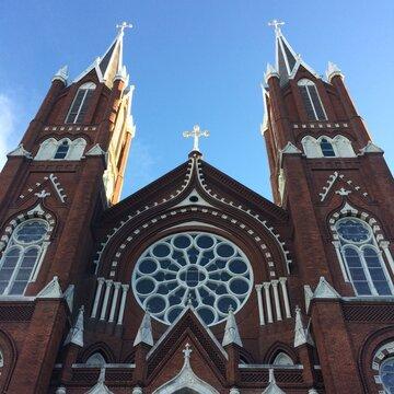 Baptist Church, Macon, Georgia USA