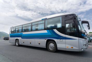 観光バス サービスエリア