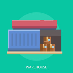 Warehouse Conceptual Design