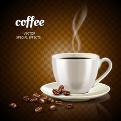 coffee concept illustration