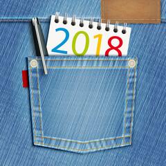 2018 - jeune - éducation - vœux - lycée - étudiant - université - objectif