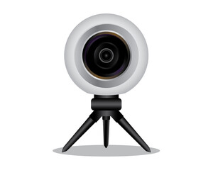 ball camera robot