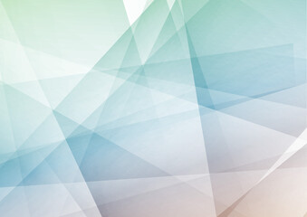 Trendy hipster geometrical polygonal abstract modern layout. Bright contemporary futuristic graphic transparent high-tech background concept.
