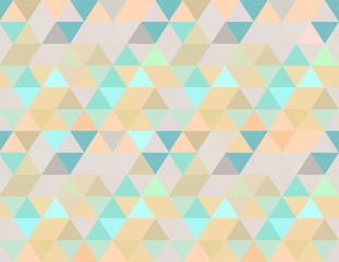 Egyptian pattern abstract seamless background fresh and colorful