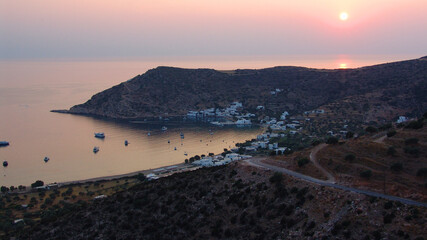 Photo from traditional island of Sifnos at summer, Cyclades, Greece