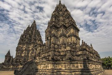 Prambanan Temple high resolution
