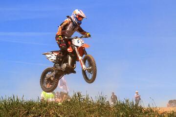Deurstickers Motorsport motocross