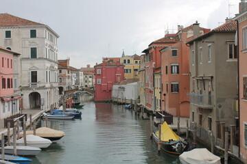 Chioggia und seine Kanäle
