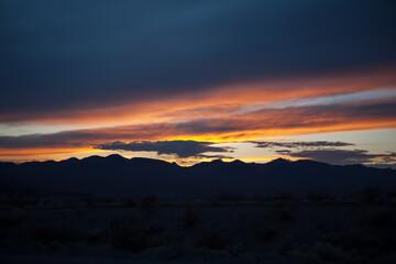 Desert Sunset - 02