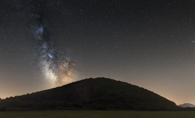 Milky way at Croscat