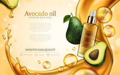 avocado oil ad