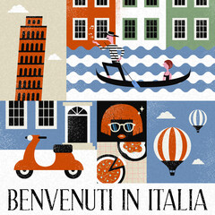 Italy travel collections