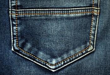 Jean material.