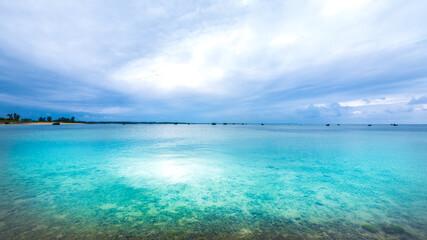 海 伊良部島 佐和田の浜 沖縄 Sawadanohama Beach