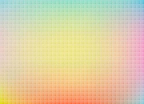 abstract colorful background image blurred pixel art mosiac vector for print ad, magazine, leaflet, brochure