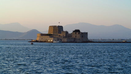 Photo from picturesque and historic city of Nafplio, Argolida, Peloponnese, Greece