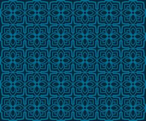 Pattern background Thailand flower