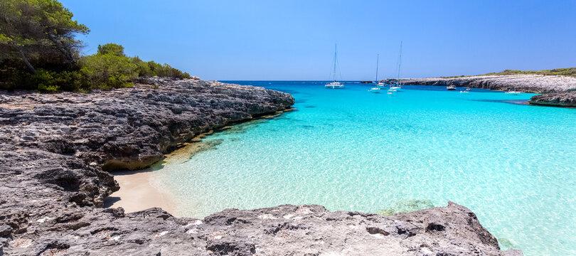 Menorca seascape