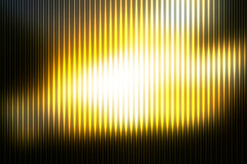 Black yellow white background with light lines