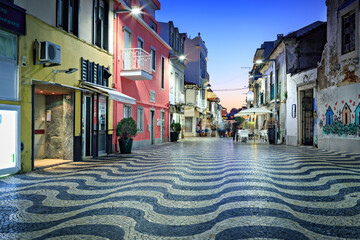 Streets of Cascais