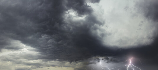 Storm in Florida