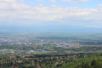 berg sofia bulgarien witoscha vitosha wandern