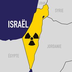 nucléaire - Israël - puissance - bombe atomique - carte - guerre