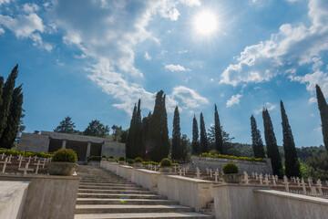Sacrario militare di Mignano Montelungo CE